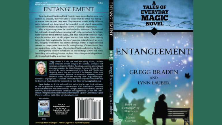 """Subscribe To Get A Free Digital Copy Of """"Entanglement"""" By"""